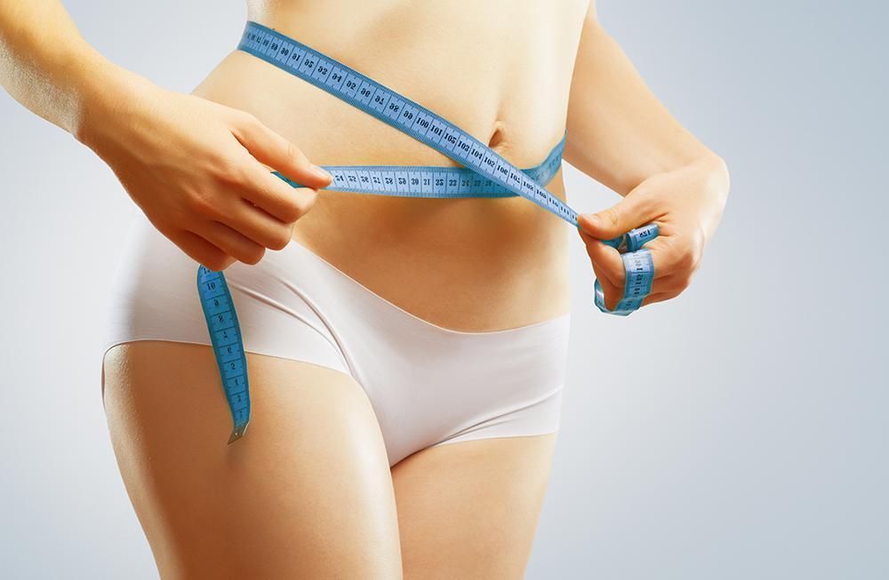Postanowienie noworoczne schudnąć